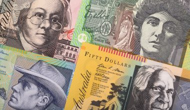 Australian Dollars, a background
